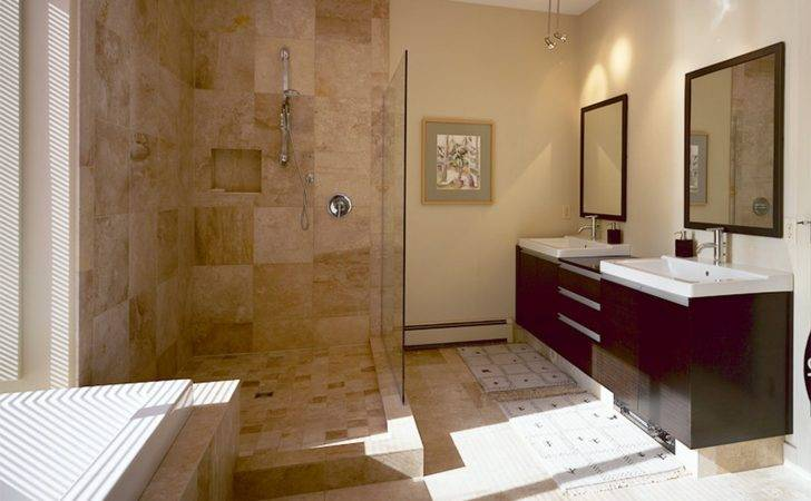 Impressive Cool Beige Bathroom Ideas Tjihome