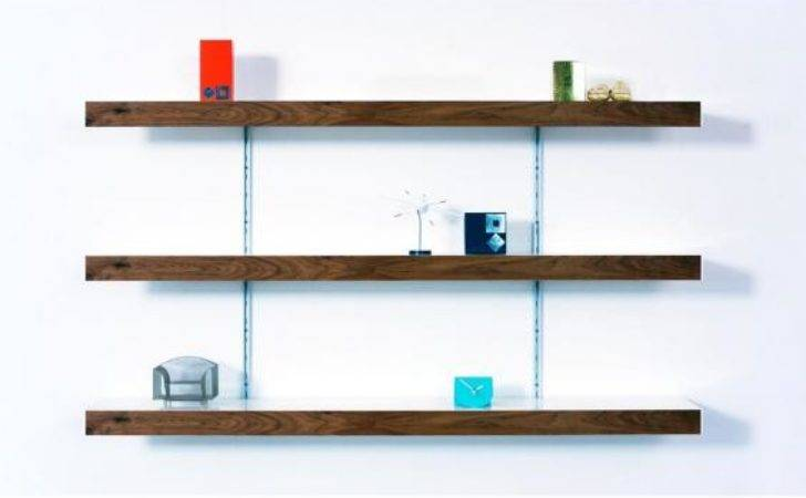 Impressive Modular Wall Shelving Inspiration Design