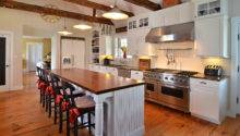 Incorporating New Kitchen Cabinetry Antique Home