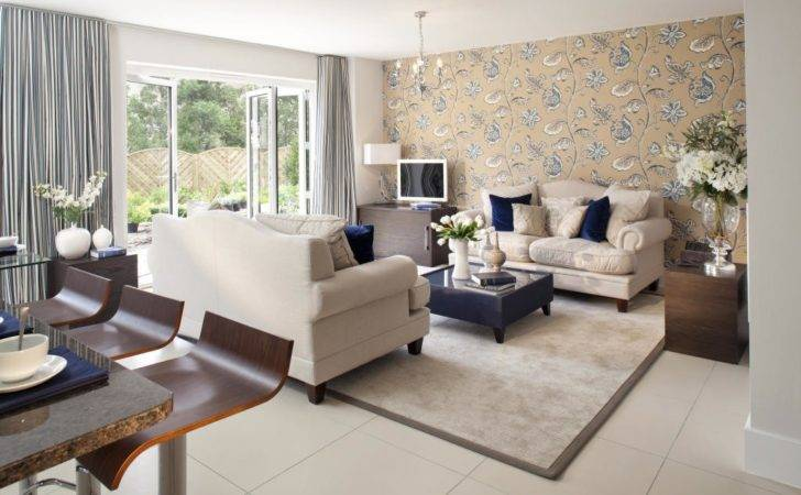 Incredible Design Ideas Feature Wall Living Room Home