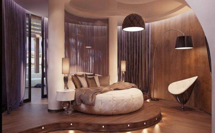Incredibly Modern Glamour Bedrooms
