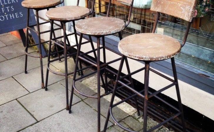Industrial Bar Stools Consortium Vintage Furniture