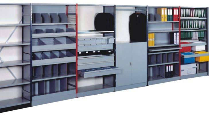 Industrial Shelving Systems Devon Wcl