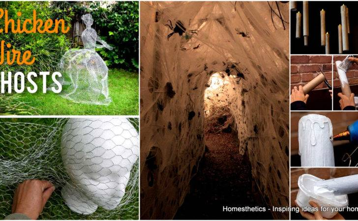 Insanely Smart Eerie Haunted House Ideas Halloween