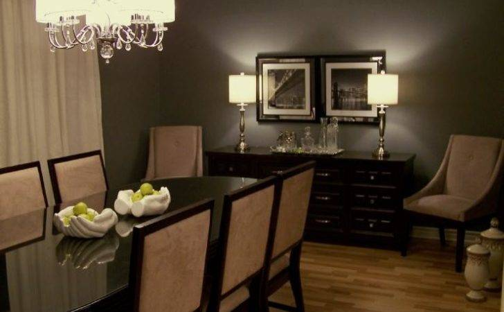 Inspirational Eye Candy Gray Dining Rooms