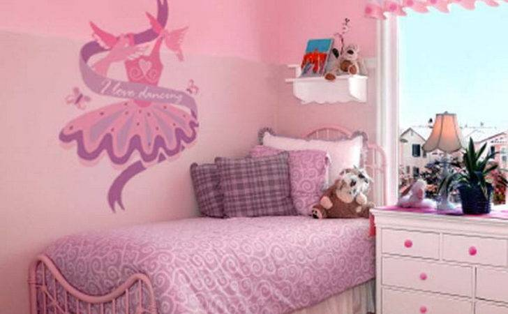 Inspirational Girls Pink Bedroom Ideas