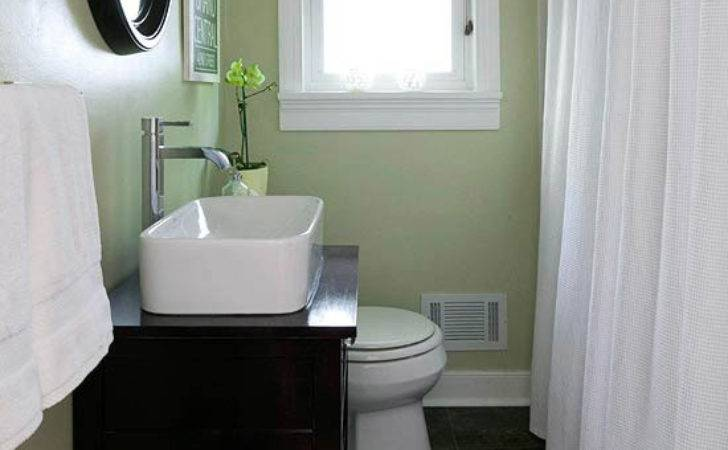 Inspirations Decorating Small Bathrooms