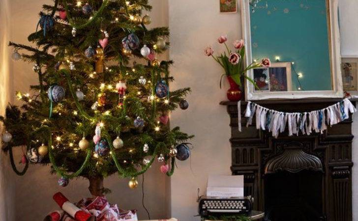 Inspiring Christmas Tree Ideas Small Spaces Feed