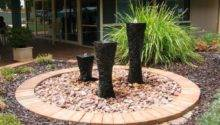 Inspiring Garden Water Features Planted Well