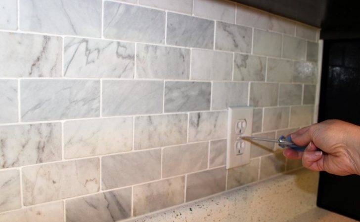 Install Marble Tile Backsplash Hgtv