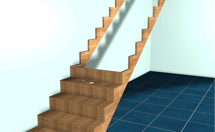 Install Wood Stairs Steps Wikihow