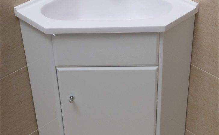 Interior Corner Vanity Units Basin Modern Home