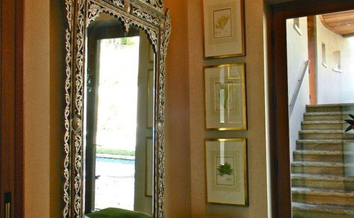 Interior Decoration Entryway Mirror Decor