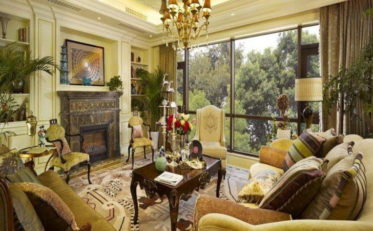 Interior Decoration Home Cottage Style Living Room