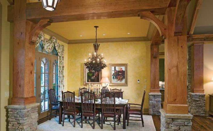 Interior Design Fancy Country Style Dining Room Superb