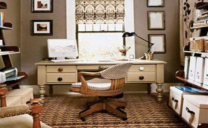 Interior Home Office Decorating Ideas Work