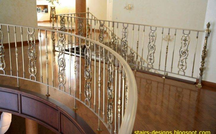 Interior Stairs Stair Railings Designs