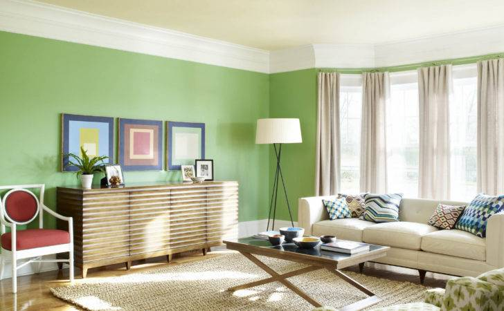 Interior Wall Colour Light Green Olive Home Combo