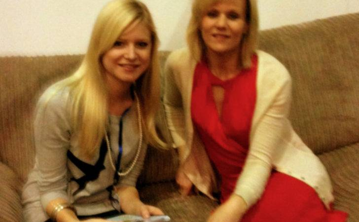 Interview Linda Barker Ideal Home Show Pippa
