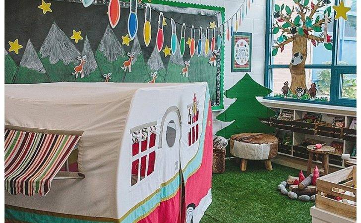 Introducing Happy Camper Classroom Theme