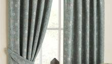 Isla Duckegg Pencil Pleat Luxury Ready Made Curtains