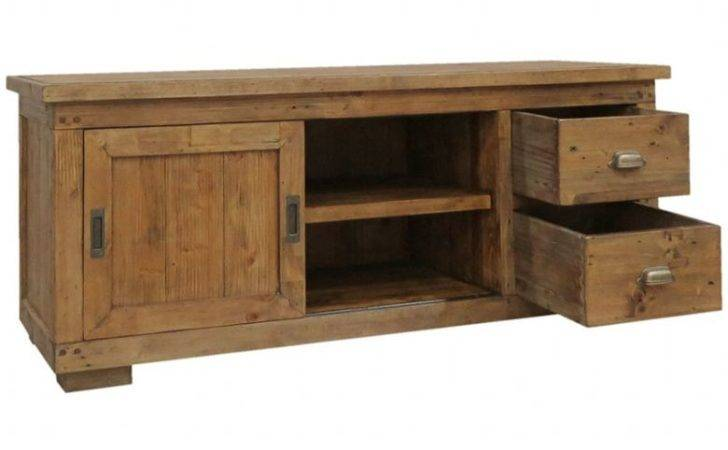 Jacob Reclaimed Pine Small Cabinet Furniture Barn