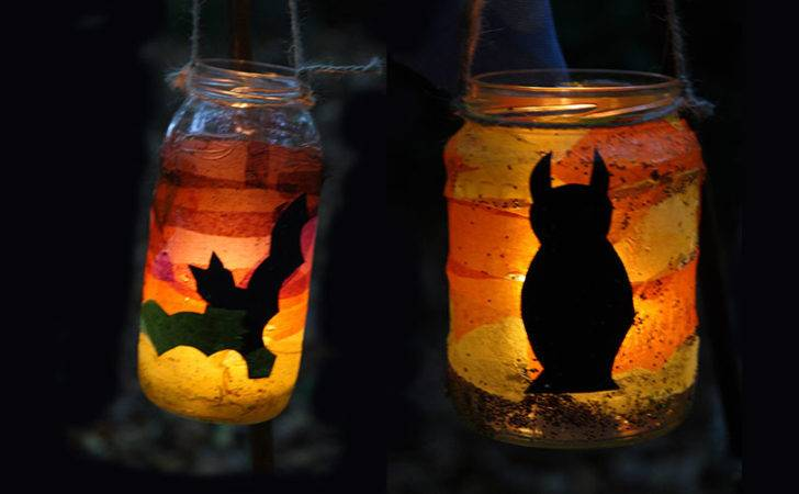 Jam Jar Lanterns Fairyland Trust