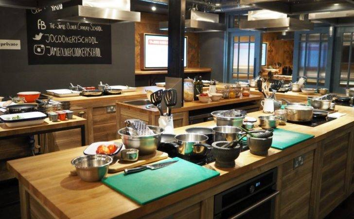 Jamie Oliver Cookery School Shepherd Bush