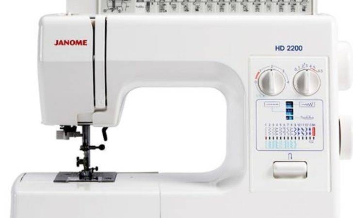 Janome Sewing Machine Compare Our Mystyle
