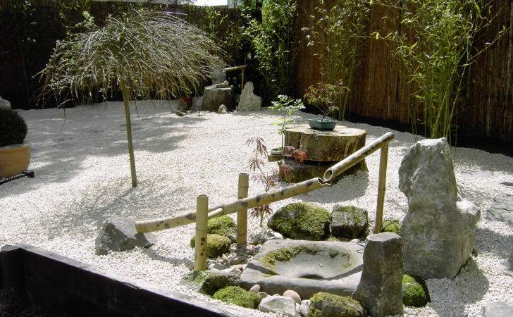 Japanese Zen Garden Design Indoor Ideas