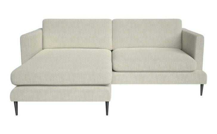 Jasper Conran Brushed Cotton Ellsworth Chaise