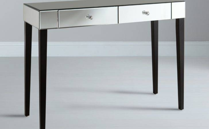 John Lewis Astoria Mirrored Console Table Shopping