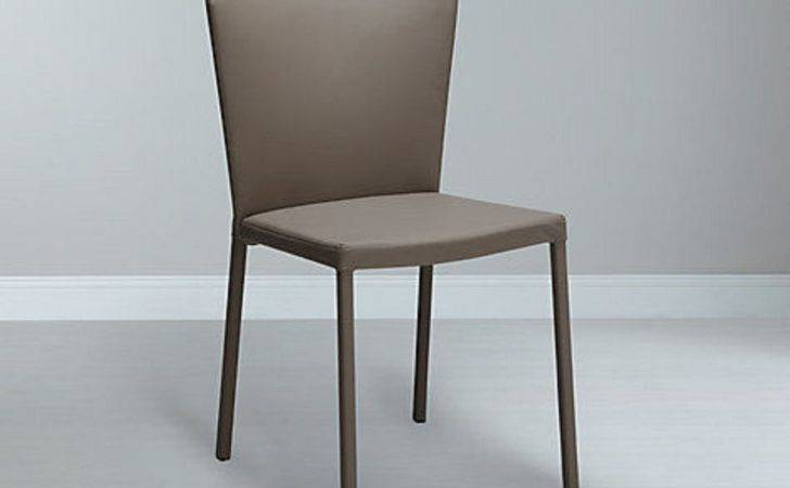 John Lewis Dominique Chair Taupe Display New