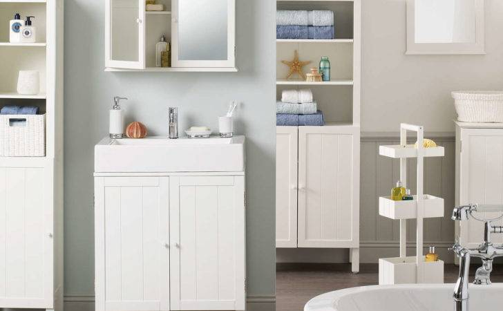 John Lewis Ives Double Bathroom Cabinet