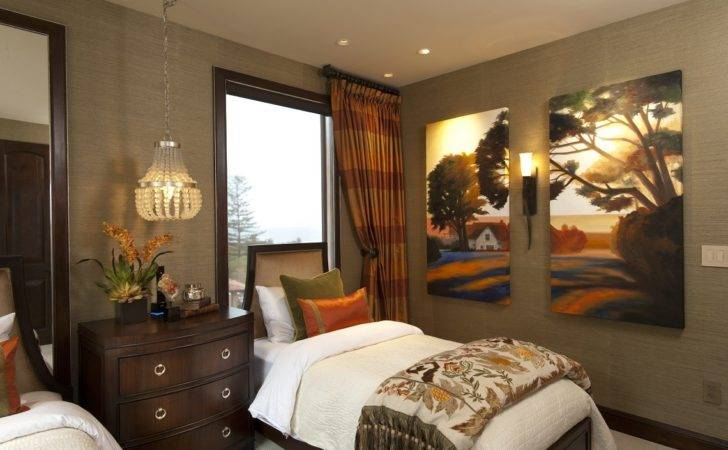 Jolla Luxury Bedroom Before After Robeson Design