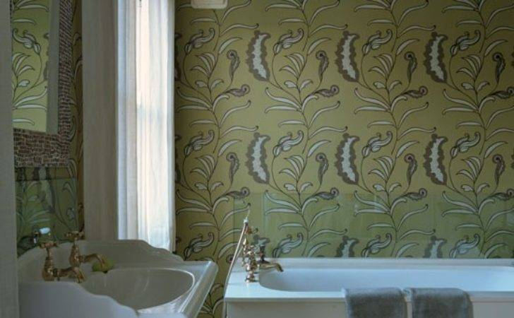 Just Add Pattern Classic Bathroom Decorating Ideas
