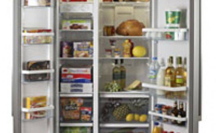Kan Bosch American Fridge Freezer Marsh