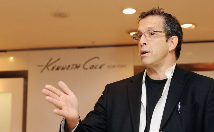 Kenneth Cole Photos Personal Appearance