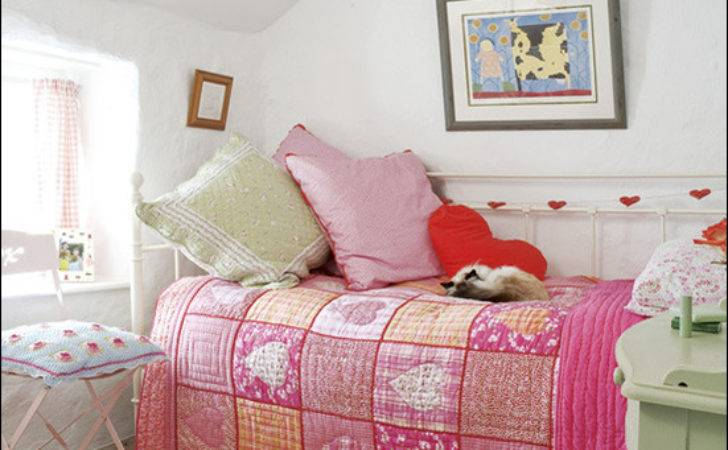 Key Interiors Shinay Country Young Girls Bedrooms