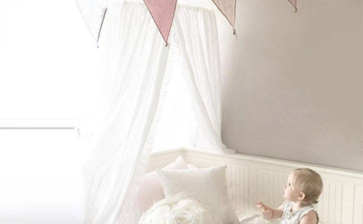 Khaki Girls Canopy Dome Mosquito House Bedding