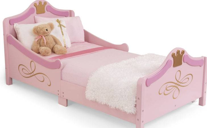 Kidkraft Princess Style Bed Achica