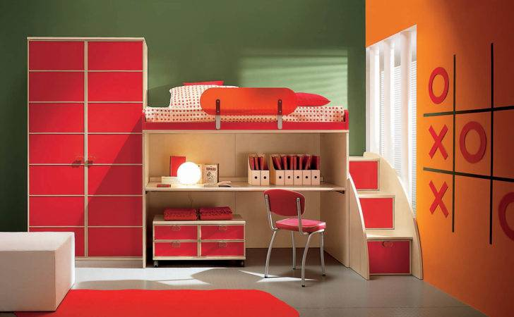 Kids Bedroom Colors Ideas Future Dream House Design