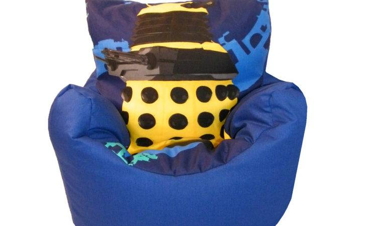 Kids Children Disney Character Design Bean Bag Chair