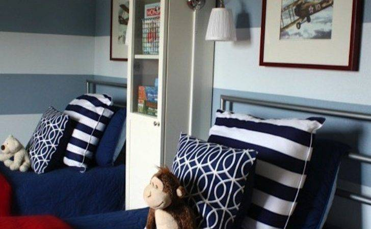 Kids Room Color Schemes Navy Blue Nauvoo Interior