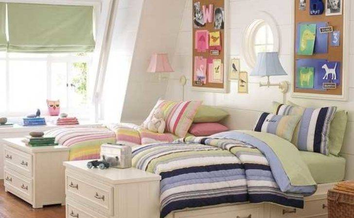 Kids Room Design Ideas Functional Two Children