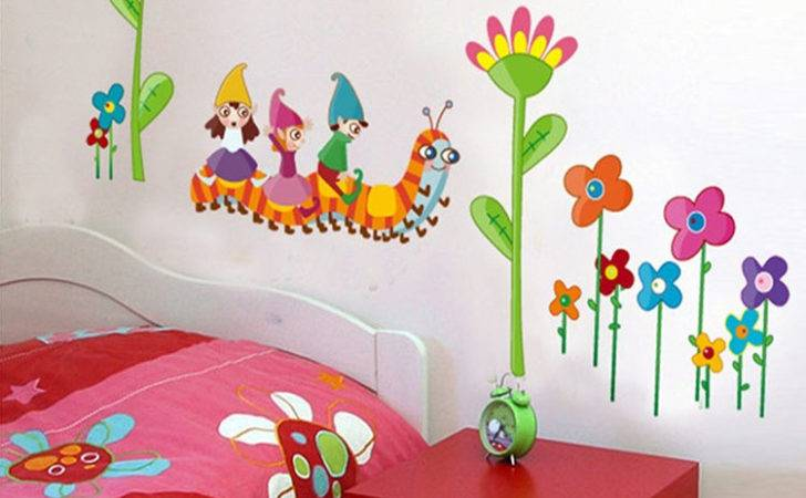 Kids Room Marvelous Wall Decorations