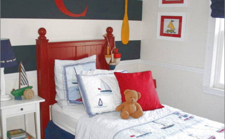 Kids Room Nautical Themed Great Inspiration