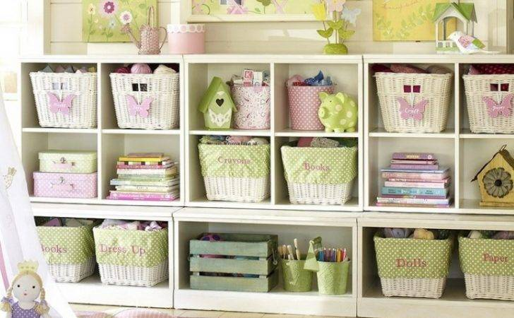 Kids Storage Solutions