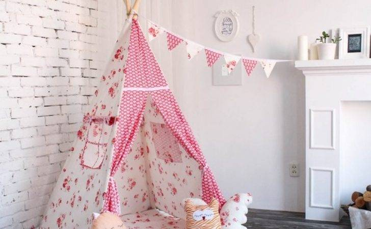 Kids Teepees Gorgeous Colorful Tents Rooms