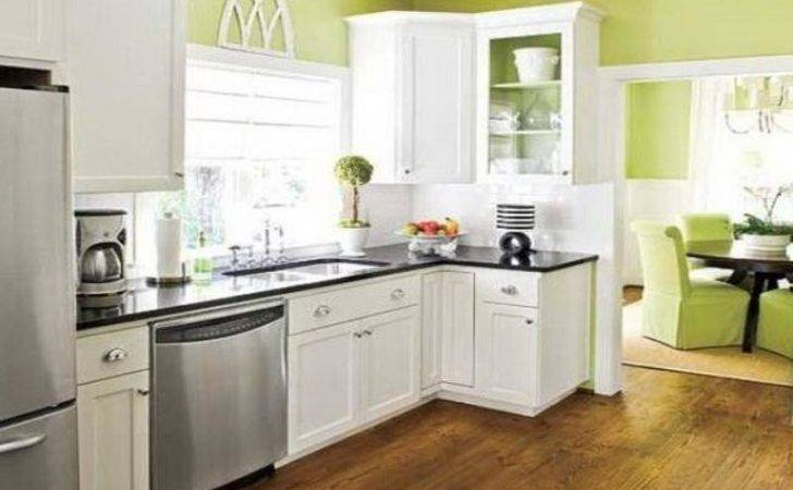 Kitchen Best Colors Small Kitchens